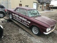 1963 Corvair for parts $1900 offers MUST GO SOON  !!!!! London Ontario Preview