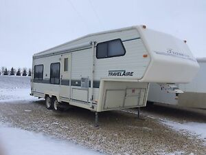 Travel Aire 26.5 foot fifth wheel