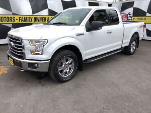 2016 Ford F-150 XLT XTR, Extended Cab, Back Up Camera, 4x4