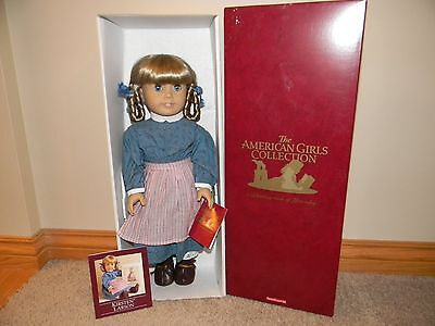 Pleasant Company American Girl KIRSTEN LARSON doll older NEW in Box !