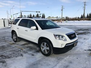 VERY Clean 2010 GMC Acadia SLT AWD for SALE!  DVD, SUNROOF!
