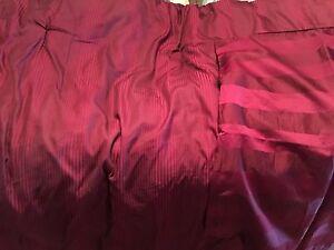 Douillette et deux couvre-oreillers