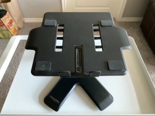 "Ergotron Neo-Flex Ergonomic Laptop Stand with Adjustable Height up to 6"" - Black"