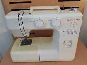 JANOME 1526 Sewing Machine. Paradise Point Gold Coast North Preview