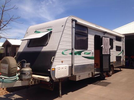 Triple Bunk Family 2014 Coromal Element with heaps of Extras!! Broome 6725 Broome City Preview