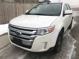 2011 Ford Edge With low KM in good condition
