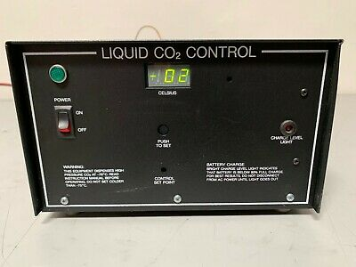 Thermo Electron 6593-1 C02 Backup System 115 V
