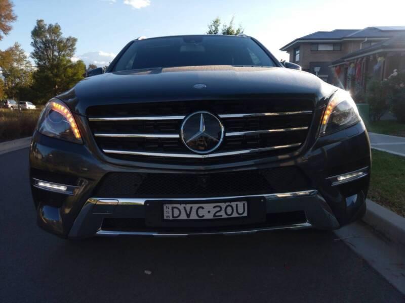 2013 Mercedes Benz ML350 BlueTEC Auto 4x4 For Sale | Cars, Vans ...