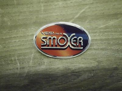 1 Pins - SMOXER, neu *15224
