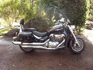 Suzuki Boulevard Heavy Cruiser 2008 Denmark Denmark Area Preview
