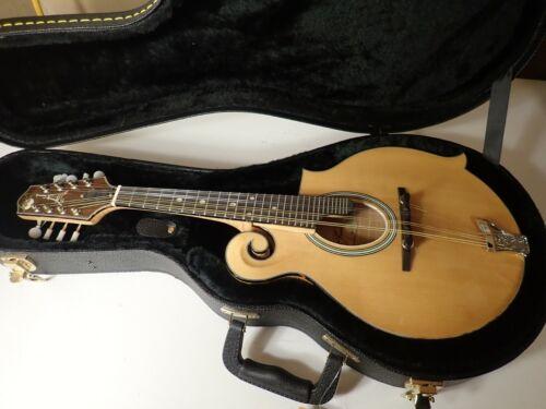 Brand New Paris Swing Gypsy Jazz Mandolin, with Guardian CG-020-MF Case