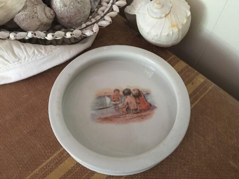 Vintage Porcelain Baby Child