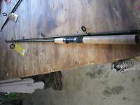 NEW SHIMANO SOLARA SPINNING FISHING RODS 6/' MED SLS60M2