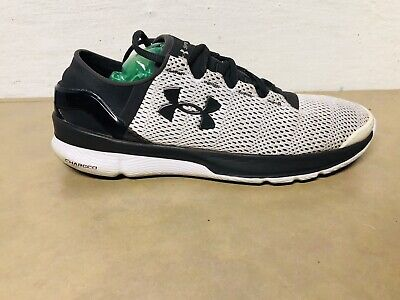 UNDER ARMOUR Mens Shoes Size 10 SPEED FORM  I WILL RUN FAST Training (Will Training)