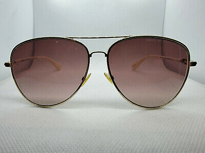 MARC by MARC JACOBS MMJ299/S DLA02 Silver White Frame Gray Gradient Sunglasses