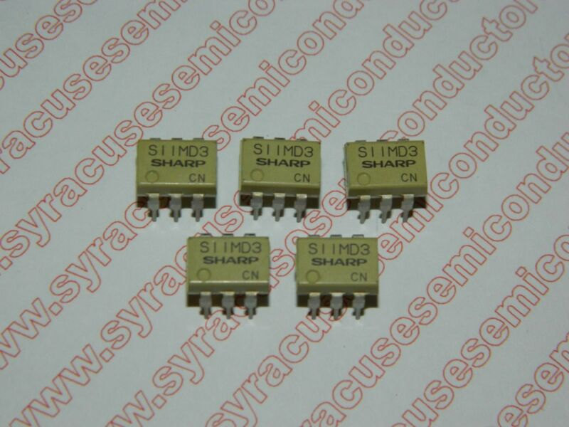 11MD / S11MD3 / Sharp Optocoupler 5 Piece LOT