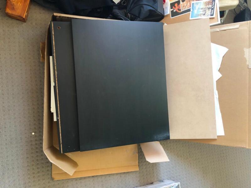 Ikea black drawer unit dressers drawers gumtree australia