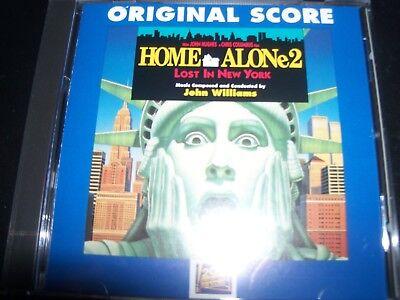Home Alone 2 : Lost in New York - John Williams Soundtrack CD – Like New