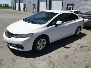 Honda Civic 2013 lx automatique