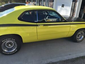 1974Plymouth duster