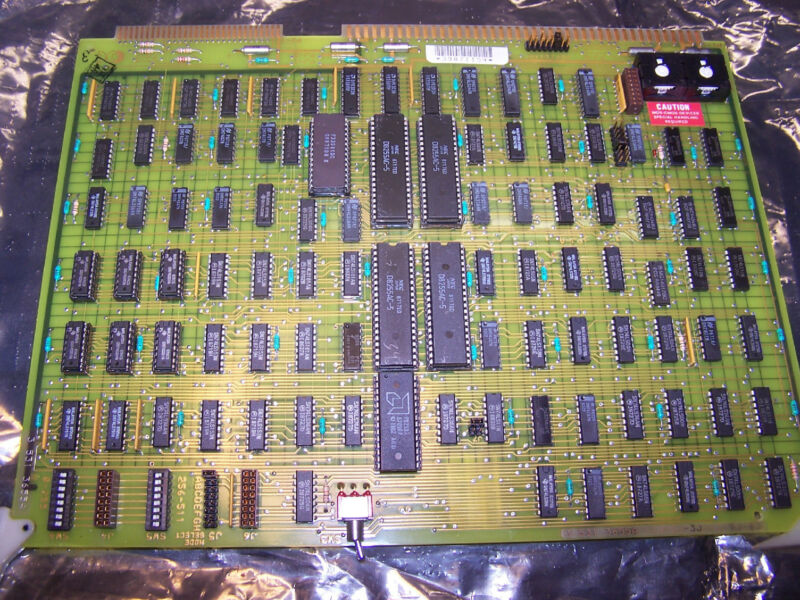 NEW CINCINNATI MILACRON CNC CIRCUIT PCB LOGIC BOARD 3 531 3655A