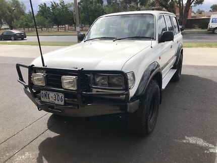 1995 Toyota Landcruiser 1995 Dual Fuel with Roadworthy