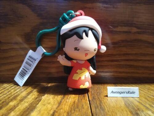 Disney Christmas Figural Bag Clip Series 26 3 Inch Lilo