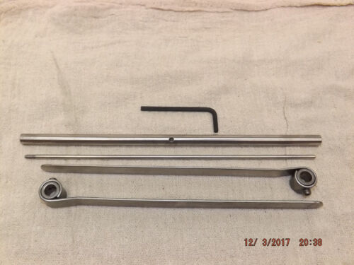 Kelsey 5x8 Model D & earlier (old style) Gripper Assembly