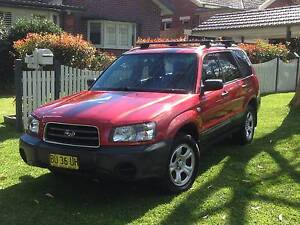 2005 Subaru Forester Wagon Lane Cove Lane Cove Area Preview