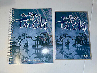 The Power of Tai Chi Book and DVD - Moving Meditation, Gentle & Serene