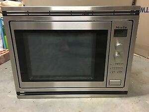 Miele M635-45EGR Combi Micro for repair with b/in housing kit Seaforth Manly Area Preview