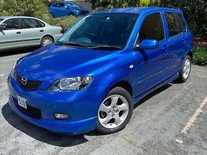 2005 Mazda Mazda2 Genki 5 Sp Manual 5d Hatchback