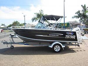 Quintrex 520 Freedom Sport Tingalpa Brisbane South East Preview