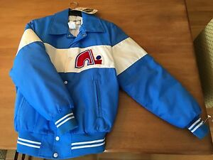 Manteau Nordiques de Quebec NHL