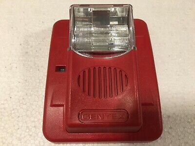 Simplex Fire Alarm T371-9407 Multi Cd Fire Alarm Strobe