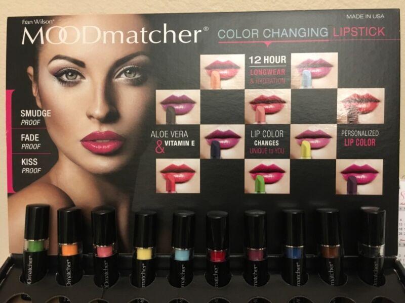 Fran Wilson Mood Matcher Waterproof Color Changing Lipstick 1