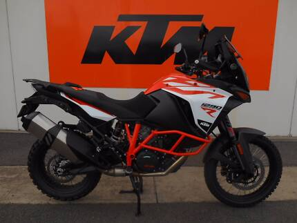 KTM 1290 ADVENTURE R (Ex demo, only 248 Kms!)