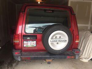 1997 Land Rover