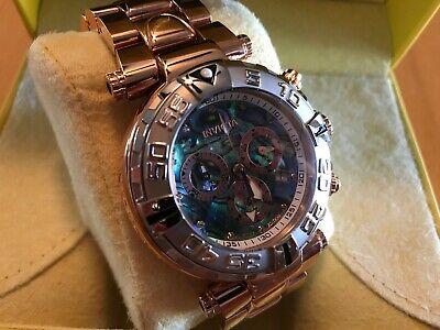 Invicta Men's Rose Gold Subaqua Noma I NEW!