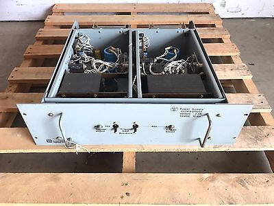 New Westinghouse 2374A07G01 Power Supply, 48VDC, 15VDC, Basler Electric, P/S