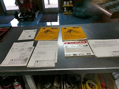 Alamo Versa 74 Flail Mower Operators And Parts Manual