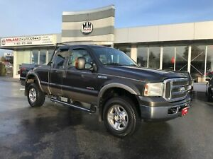 2005 Ford F-350 Lariat FX4 DIESEL 4X4 LEATHER DUAL EXHAUST