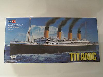 Titanic Passagierschiff 1:550 Plastikbausatz *NEU* Hobbyboss