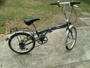 Crane Folding Foldable Collapsible Fold Up Bicycle Bike-Good cond Salisbury Brisbane South West Preview