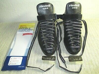 Riedell 295 Speed Skates~In Very Nice Enhanced Condition~Men's Size-9.5 (9-1/2)