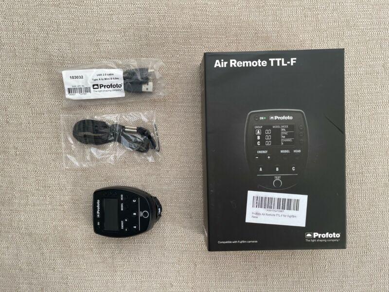 Profoto TTL-F Air Remote