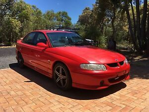 Vx commodore low kms super charged MAKE AN OFFER Mandurah Mandurah Area Preview