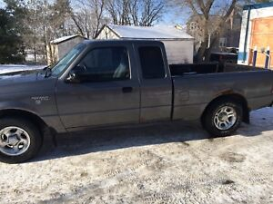 great little truck for sale. 99 Ford Ranger