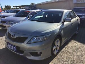 2010 toyota camry sportivo sedan auto 4 cyl Silver Sands Mandurah Area Preview