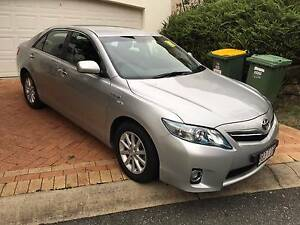 2011 Toyota Camry HYBRID Sedan silver Auto 12 Mths Rego 1 Owner Surfers Paradise Gold Coast City Preview